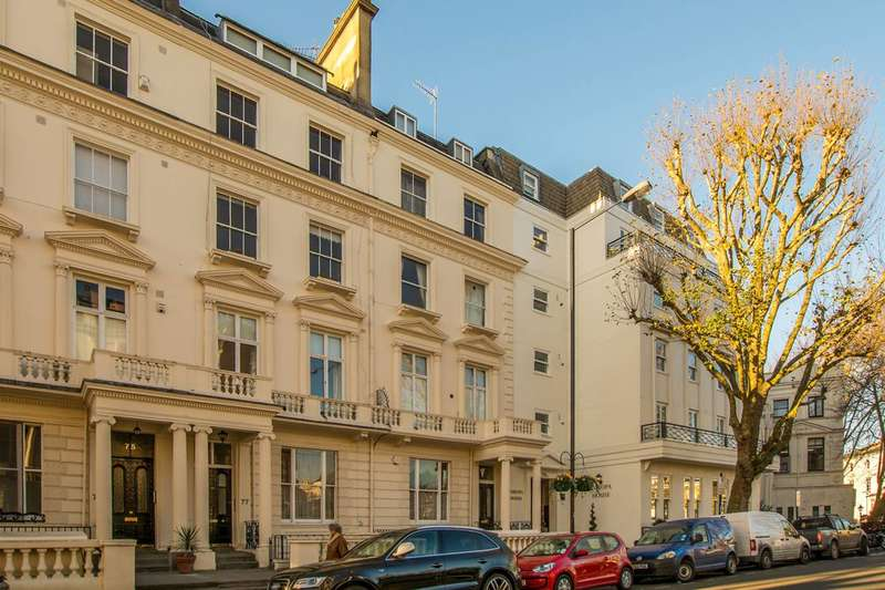 2 Bedrooms Flat for sale in Randolph Avenue, Maida Vale, W9