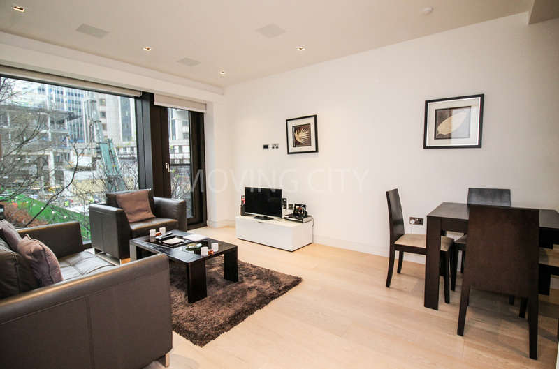 1 Bedroom Flat for sale in Roman House, Wood Street, Moorgate