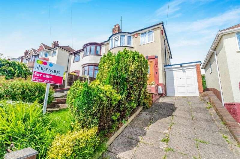3 Bedrooms Semi Detached House for sale in Trafalgar Road, Tividale, Oldbury, B69