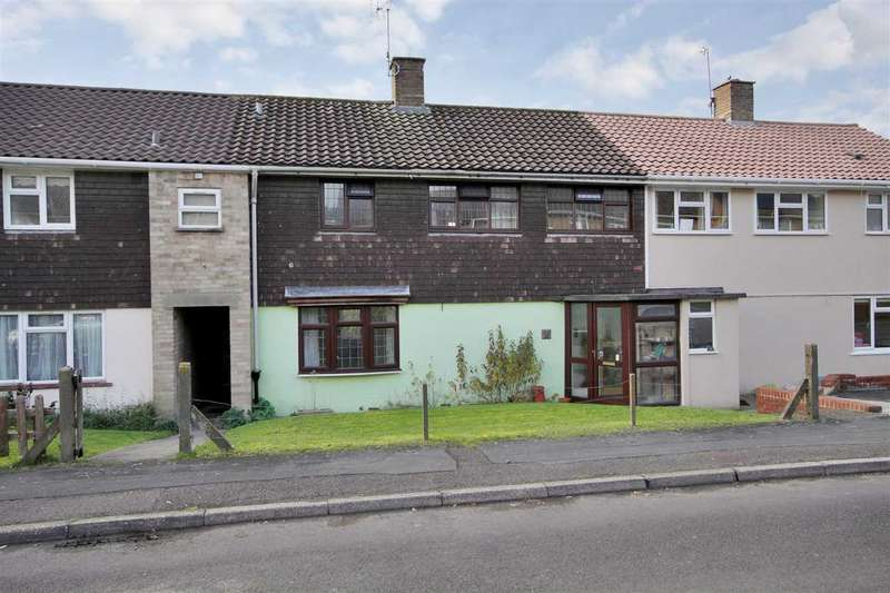 3 Bedrooms Terraced House for sale in Cherry Tree Avenue, Tidworth