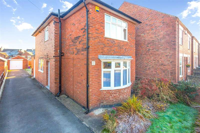 3 Bedrooms Detached House for sale in Doris Road, Ilkeston