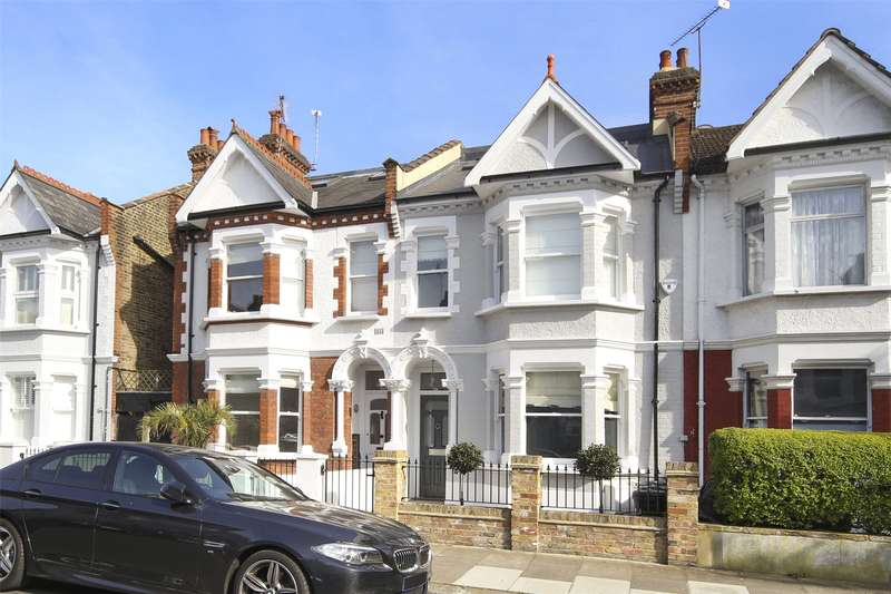 2 Bedrooms Flat for sale in Greswell Street, Alphabet Streets, Bishops Park, Fulham, SW6