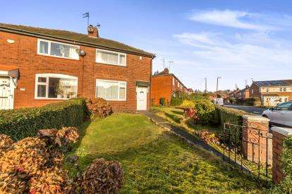 2 Bedrooms Semi Detached House for sale in Cedar Street, Ashton Under Lyne, Greater Manchester