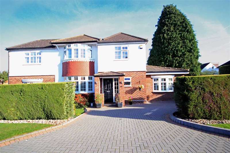 5 Bedrooms House for sale in Langmead Drive, Bushey Heath, WD23.