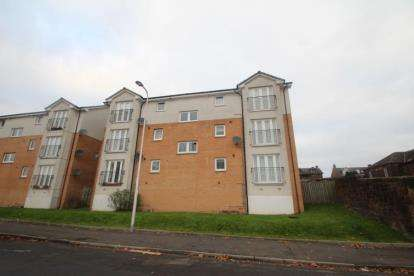 2 Bedrooms Flat for sale in Caledonian Gate, Coatbridge, North Lanarkshire