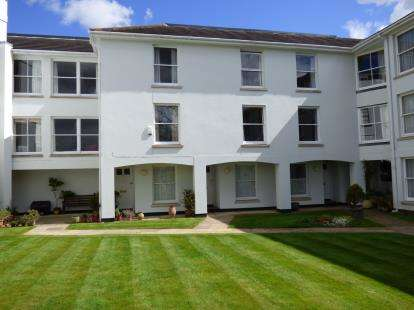 3 Bedrooms Terraced House for sale in Colleton Crescent, Exeter, Devon