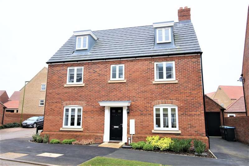 5 Bedrooms Detached House for sale in Aspen Park, Apsley