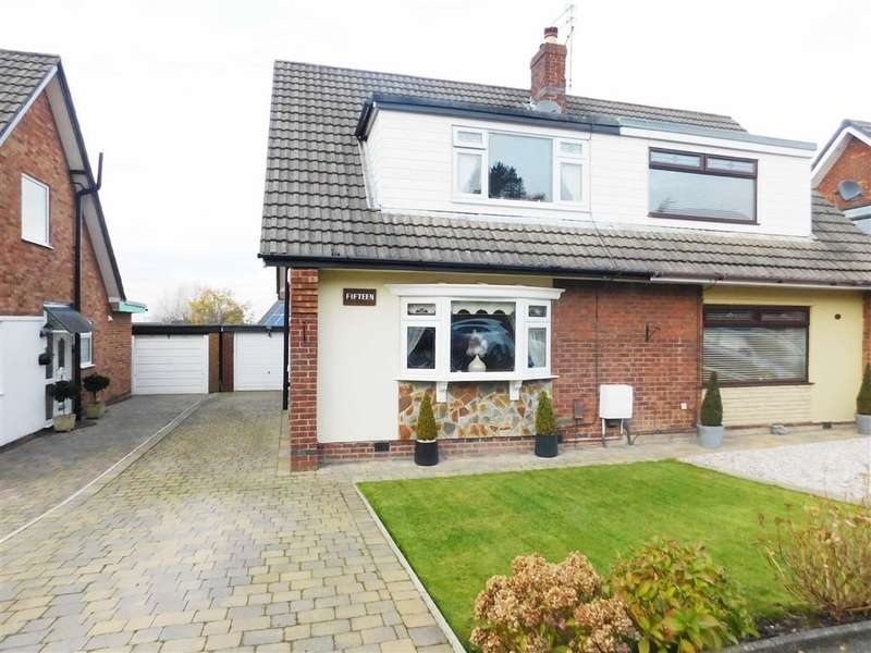3 Bedrooms Property for sale in Briarley Gardens, Woodley, Stockport