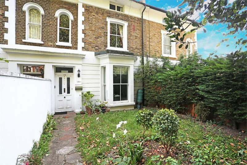 2 Bedrooms Flat for sale in Dalling Road, Hammersmith W3