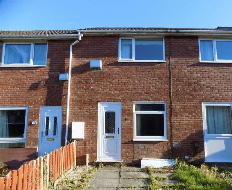 2 Bedrooms Terraced House for sale in Maes Briallu, Mornington Meadows