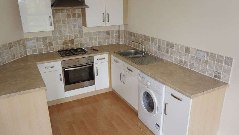 2 Bedrooms Flat for rent in Daniel Hill Mews, Sheffield