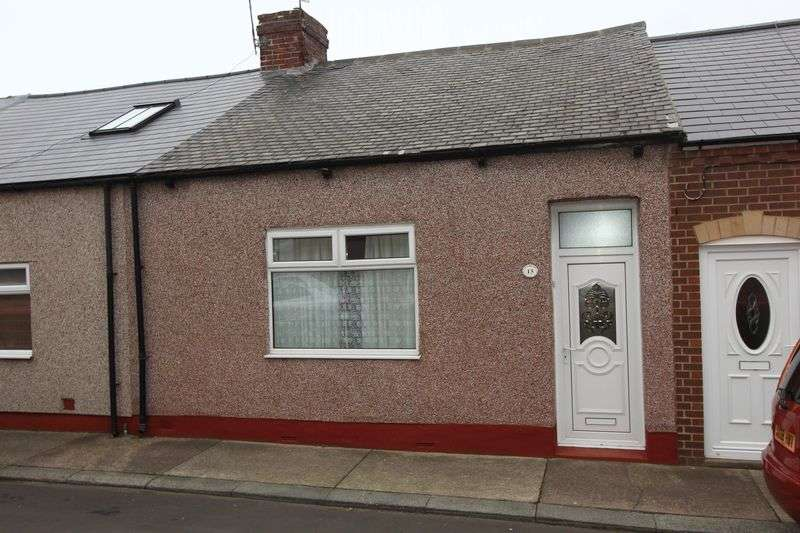 2 Bedrooms Terraced House for sale in Thomas Street, Ryhope, Sunderland