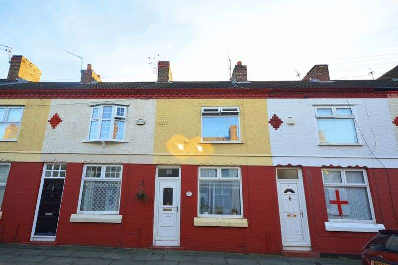 2 Bedrooms Terraced House for sale in Mindale Road, Wavertree