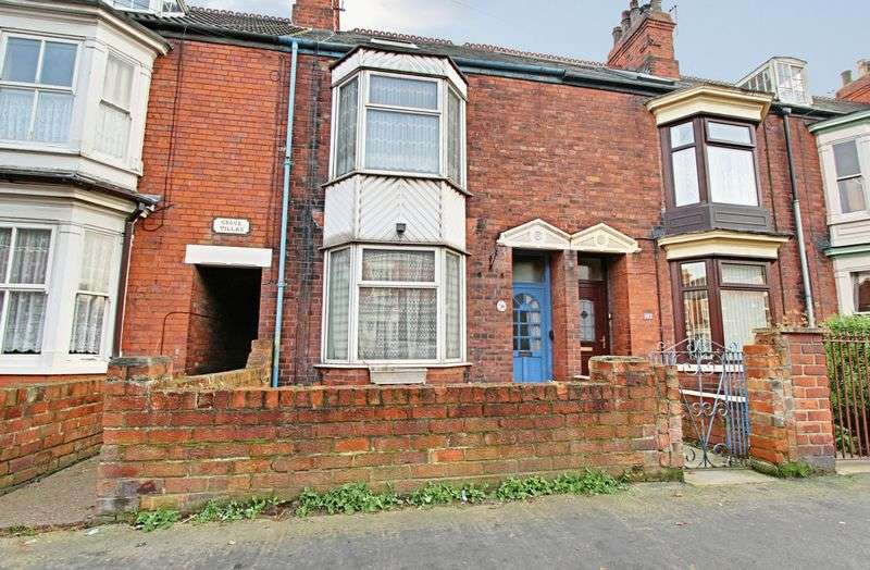 3 Bedrooms Terraced House for sale in Grovehill Road, Beverley