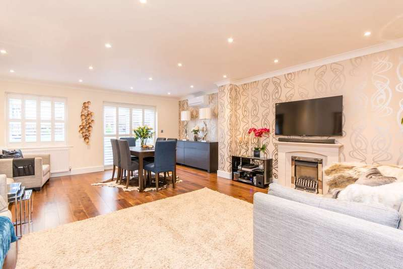 4 Bedrooms House for sale in Katherine Close, Mill Hill, NW7