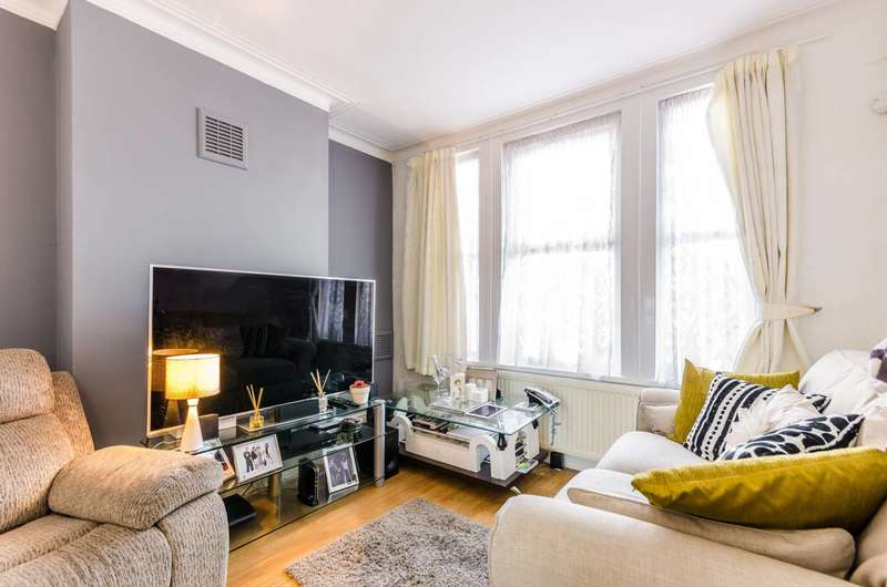 2 Bedrooms Flat for sale in Hibbert Road, Walthamstow, E17