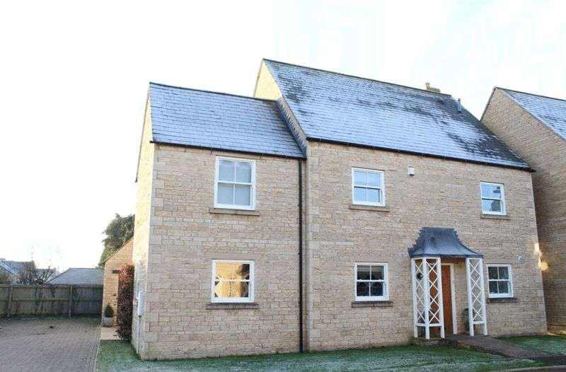 5 Bedrooms Detached House for sale in Baxters Lane, Easton on the Hill, Stamford