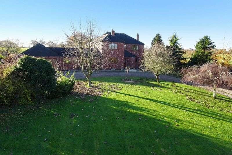 4 Bedrooms Detached House for sale in The Foxall's, Horsley Farm, Horsley, Eccleshall, Staffordshire ST21 6JD