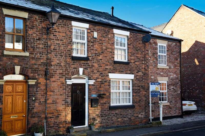 4 Bedrooms Terraced House for sale in Castle House, 26a Town Road, Croston