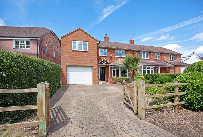 4 Bedrooms Semi Detached House for sale in Church Walk, Burnham, Buckinghamshire, SL1