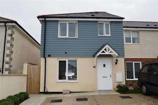 3 Bedrooms End Of Terrace House for sale in TRURO