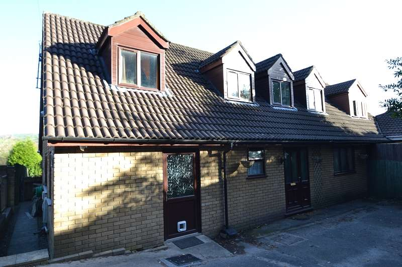 5 Bedrooms Semi Detached House for sale in The Pines Central Street, Pwllypant, Town Centre, Caerphilly. CF83 2NL