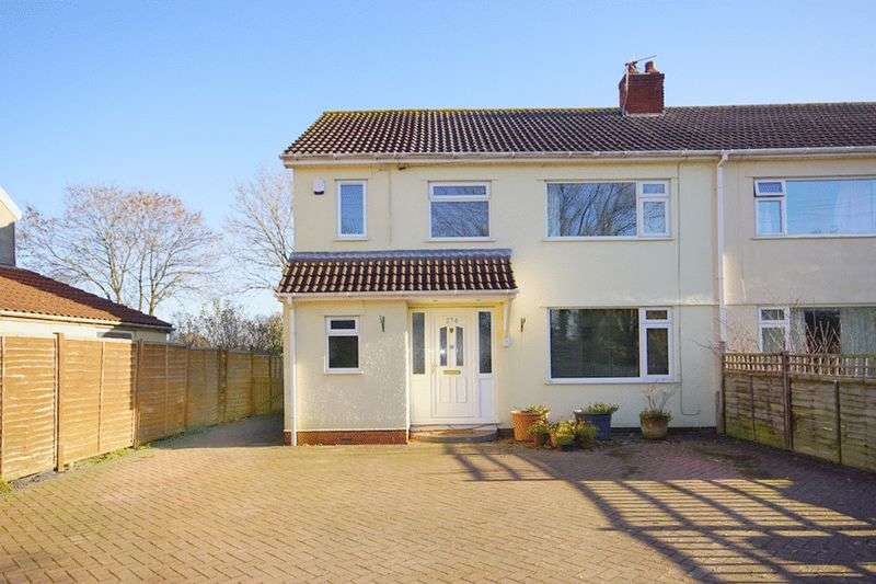3 Bedrooms Property for sale in 274 North Road, North Yate, Bristol BS37 7LQ