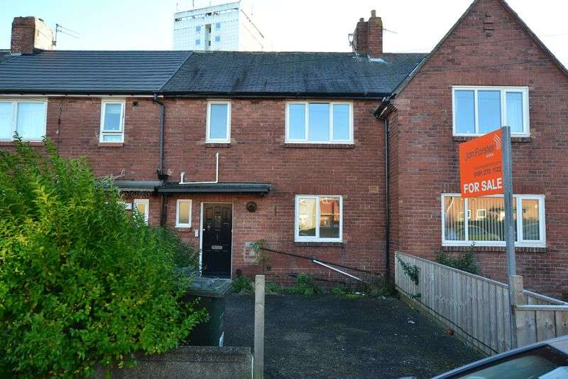 3 Bedrooms Terraced House for sale in Weldon Crescent, Newcastle Upon Tyne