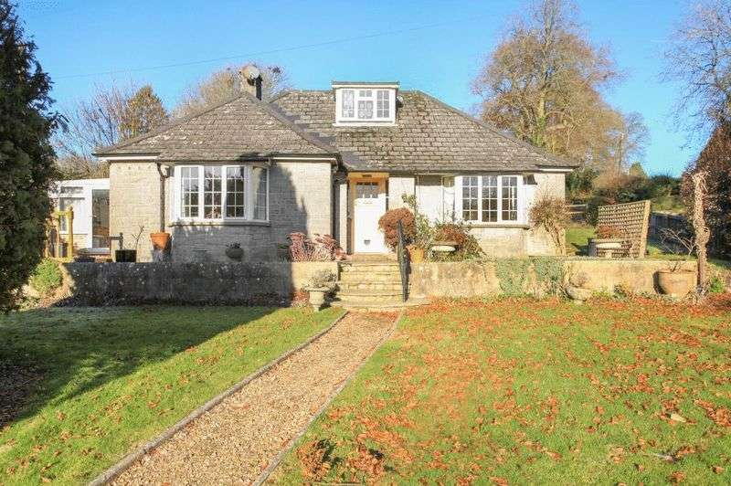 3 Bedrooms Detached Bungalow for sale in Hindon, Nadder Valley