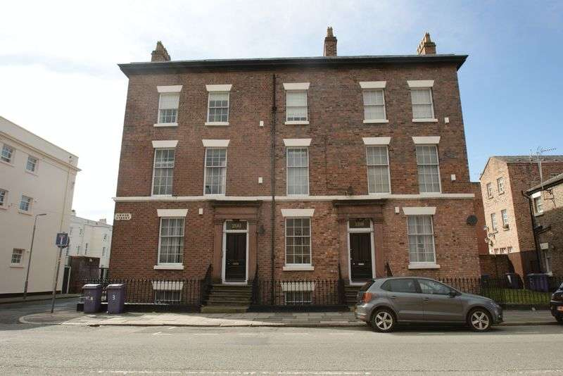 2 Bedrooms Flat for sale in Grove Street, Liverpool