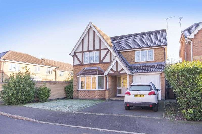 4 Bedrooms Detached House for sale in CORNMILL CLOSE, THULSTON