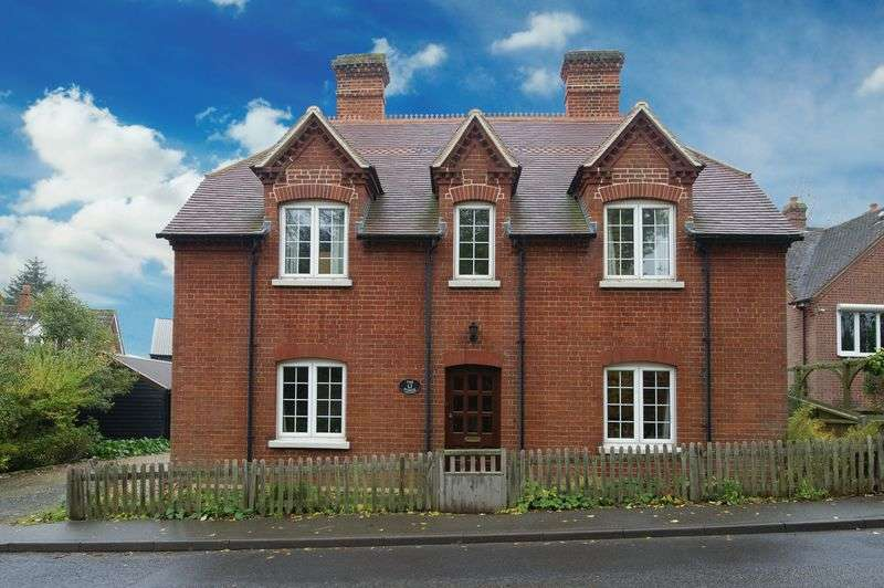 3 Bedrooms Detached House for sale in The Forge, Waresley, Sandy
