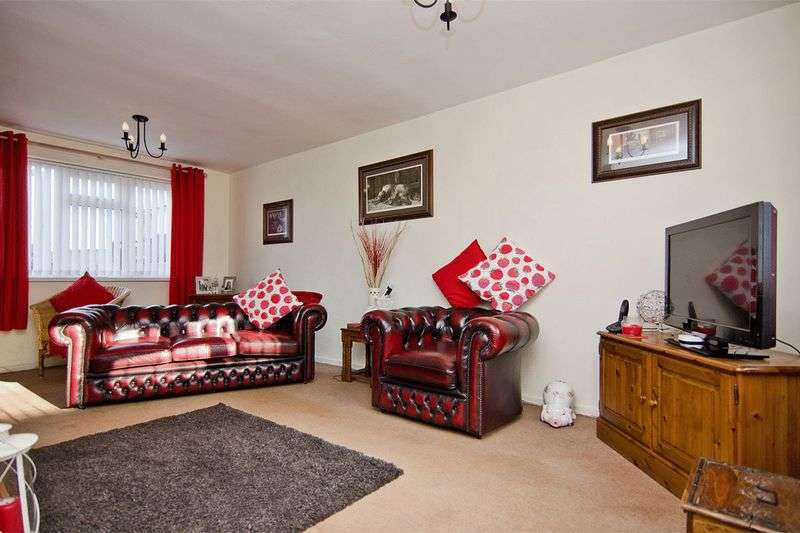 3 Bedrooms Terraced House for sale in Nottingham Road, Whittington Barracks, Lichfield