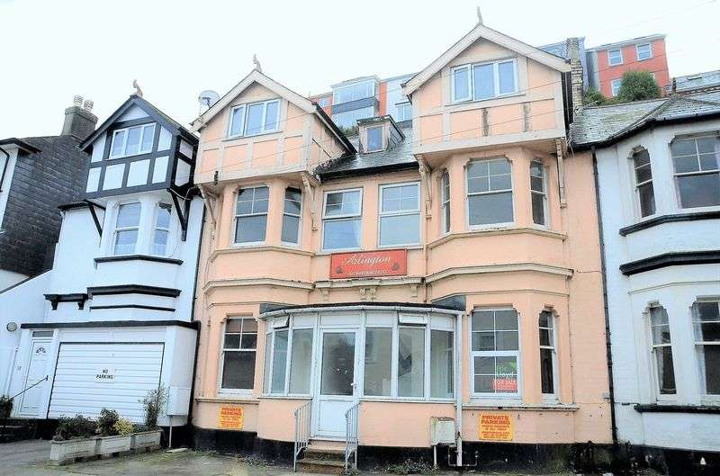 1 Bedroom Flat for sale in KING STREET BRIXHAM