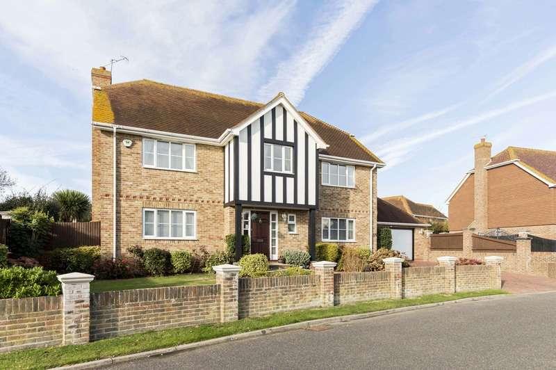 4 Bedrooms Detached House for sale in Jacken close, Bognor regis, West Sussex, PO22