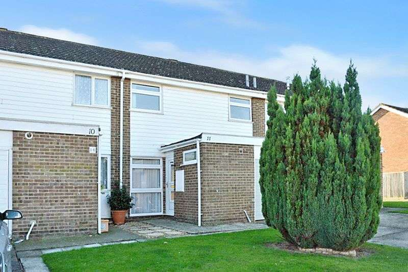 3 Bedrooms Terraced House for sale in Woodgate Close, Grove