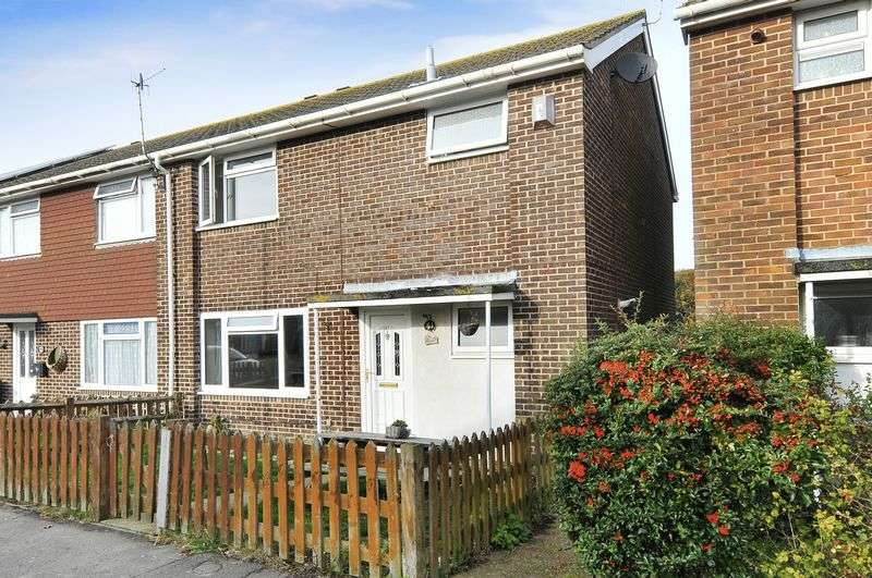 4 Bedrooms Terraced House for sale in Hayley Road, Lancing