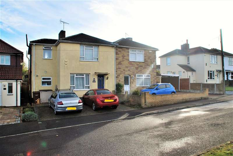 3 Bedrooms Semi Detached House for sale in HAIG VILLAS, CHATTENDEN
