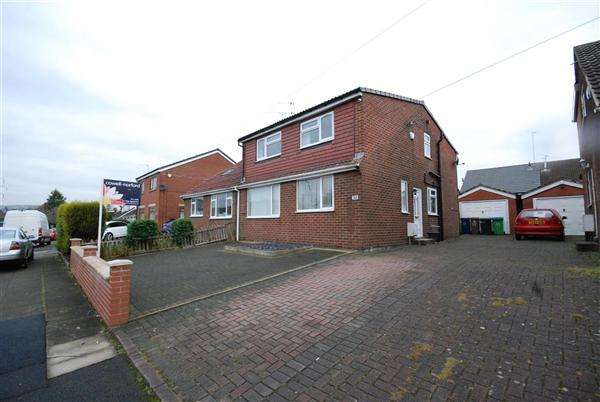 4 Bedrooms Semi Detached House for sale in Marland Hill Road, Sudden, Rochdale