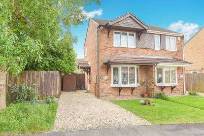 2 Bedrooms Semi Detached House for sale in The Graylings, Boston, Lincolnshire