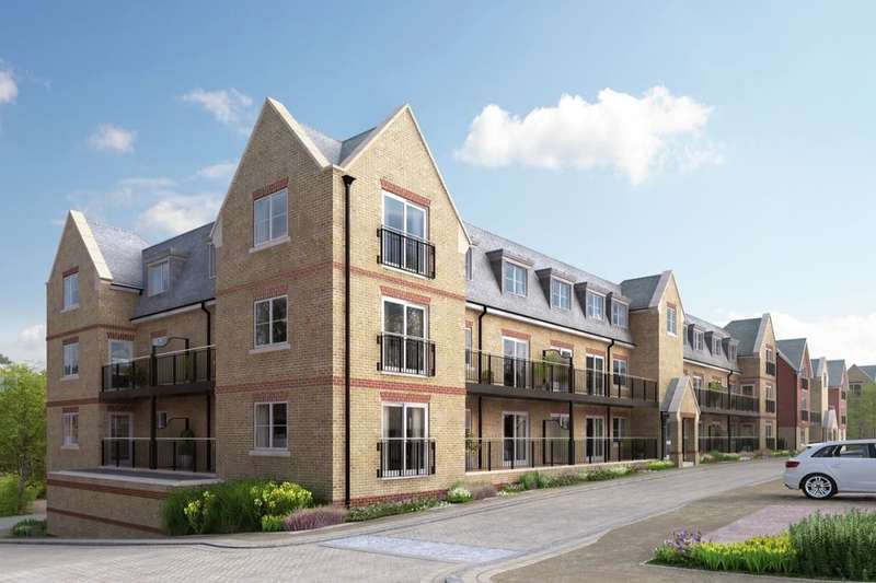1 Bedroom Flat for sale in Elm House Rye Lane, Dunton Green, Sevenoaks, TN14