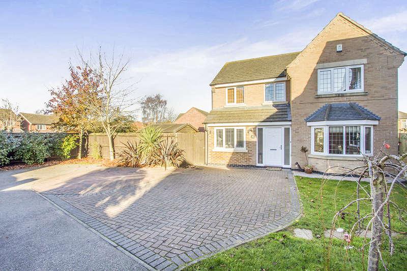 4 Bedrooms Detached House for sale in Cork Lane, Glen Parva, Leicester, LE2