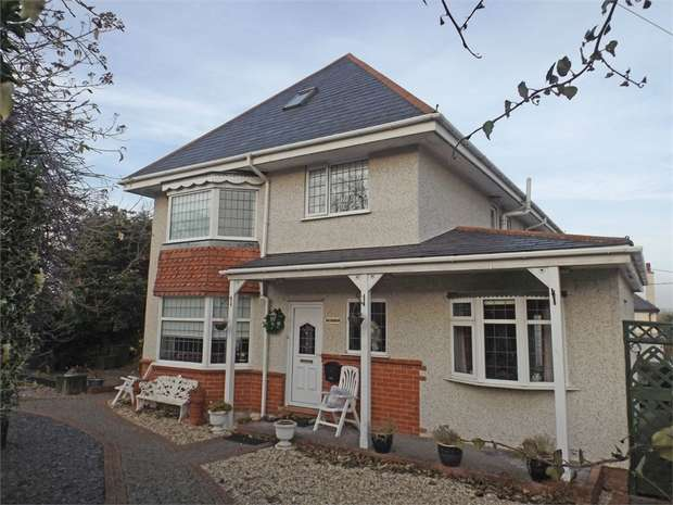 5 Bedrooms Detached House for sale in Abergele Road, Llanddulas, Abergele, Conwy