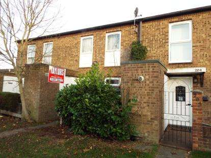 4 Bedrooms Terraced House for sale in Ripon Road, Stevenage, Hertfordshire, England
