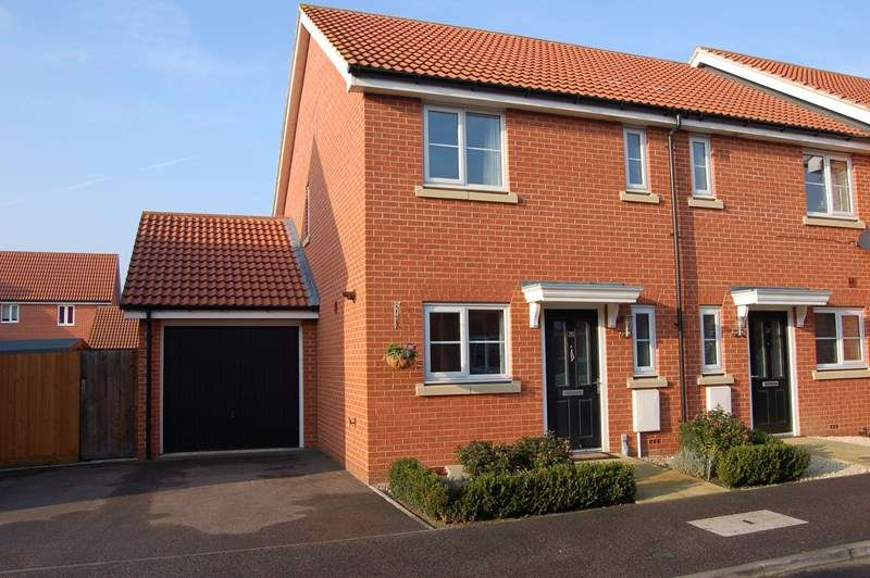 2 Bedrooms End Of Terrace House for sale in Montague Street, Basildon