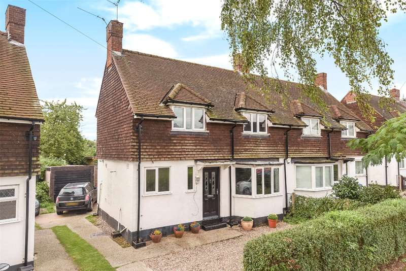 3 Bedrooms Semi Detached House for sale in Priory Close, Denham, Buckinghamshire, UB9