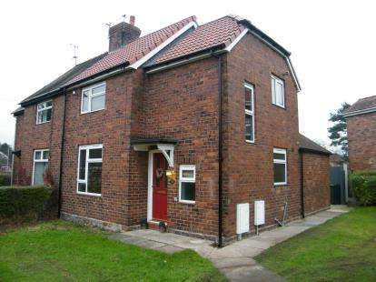 House for sale in West Avenue, Rudheath, Northwich, Cheshire