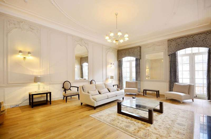 3 Bedrooms Flat for sale in Pont Street, Knightsbridge, SW1X