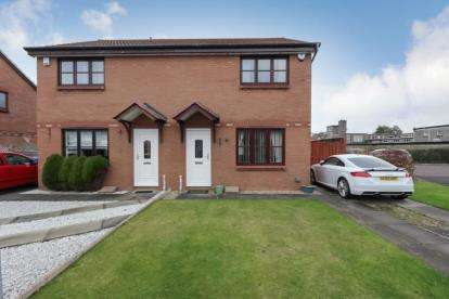 3 Bedrooms Semi Detached House for sale in Forge Road, Ayr