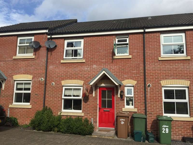 3 Bedrooms Terraced House for sale in Red Kite Close, Penallta, Hengoed